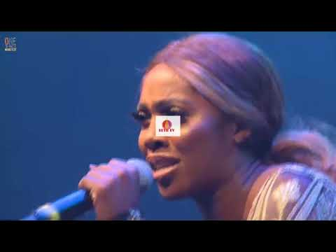 TIWA SAVAGE LIVE PERFORMANCE ONE AFRICA FEST DUBAI