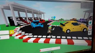 ON VA PETER MARIO KART!!! ROBLOX #3 Ep