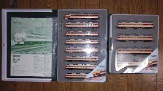 【鉄道模型】KATO 485系初期形「雷鳥」のお座敷運転【Nゲージ】