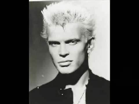 Billy Idol LA woman