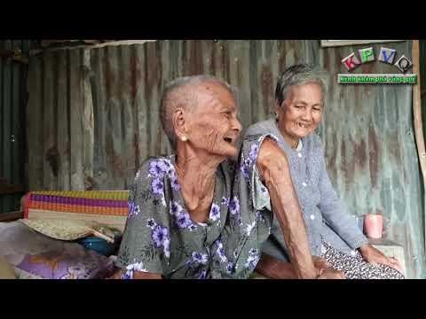 Cụ Bà 87 Tuổi ốm Yếu Gầy Trơ Xương, Sống 1 Mình Trong Căn Nhà Tôn Vấp Té Như Cơm Bữa