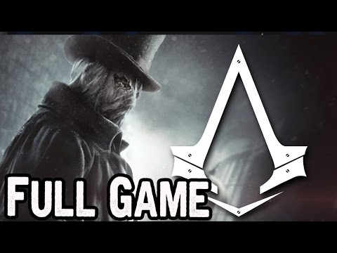Assassin's Creed Syndicate Jack The Ripper Full Game Walkthrough
