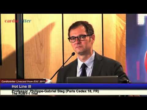 ESC11 Hotline3 Professor Philippe Gabriel Steg Paris Cedex 18, FR