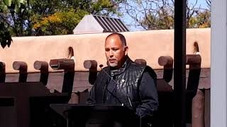 INDIGENOUS PEOPLES DAY 2019 - SANTA FE, NM Dr  Matew Martinez   History of O'gah'Po'ogeh