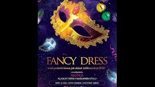 DFM Support #7 FANCY DRESS party