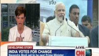 India Now Stronger than China - Election (CNN)