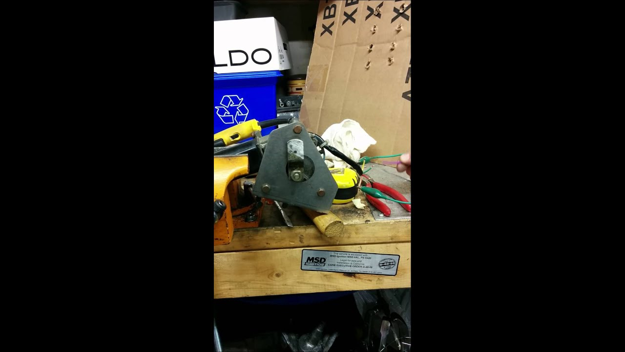 Headlight Motor Wiring Miata Thermo King Apu Diagram Youtube