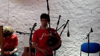 Busindre Reel Set - Scottish Bagpipes