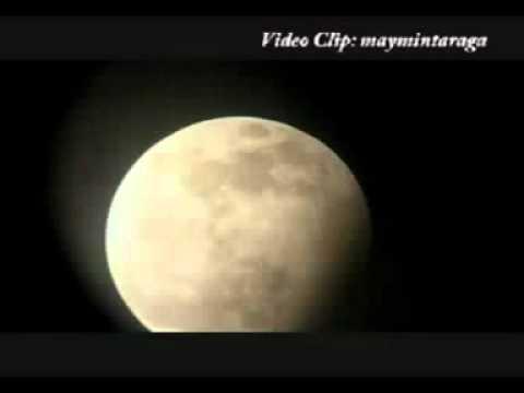 KALAU BULAN BISA NGOMONG, Doel Sumbang, Video Clip maymintaraga