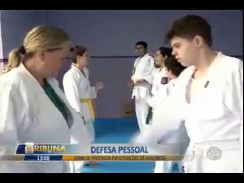 Krav Maga - Bukan - Curitiba - Reportagem SBT