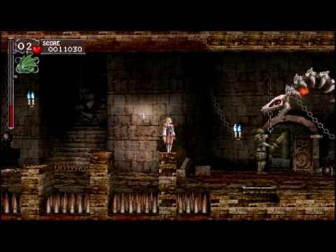 Castlevania: The Dracula X Chronicles para PSP.