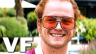 ROCKETMAN Bande Annonce VF # 2 (2019) Elton John Le Film, Taron Egerton