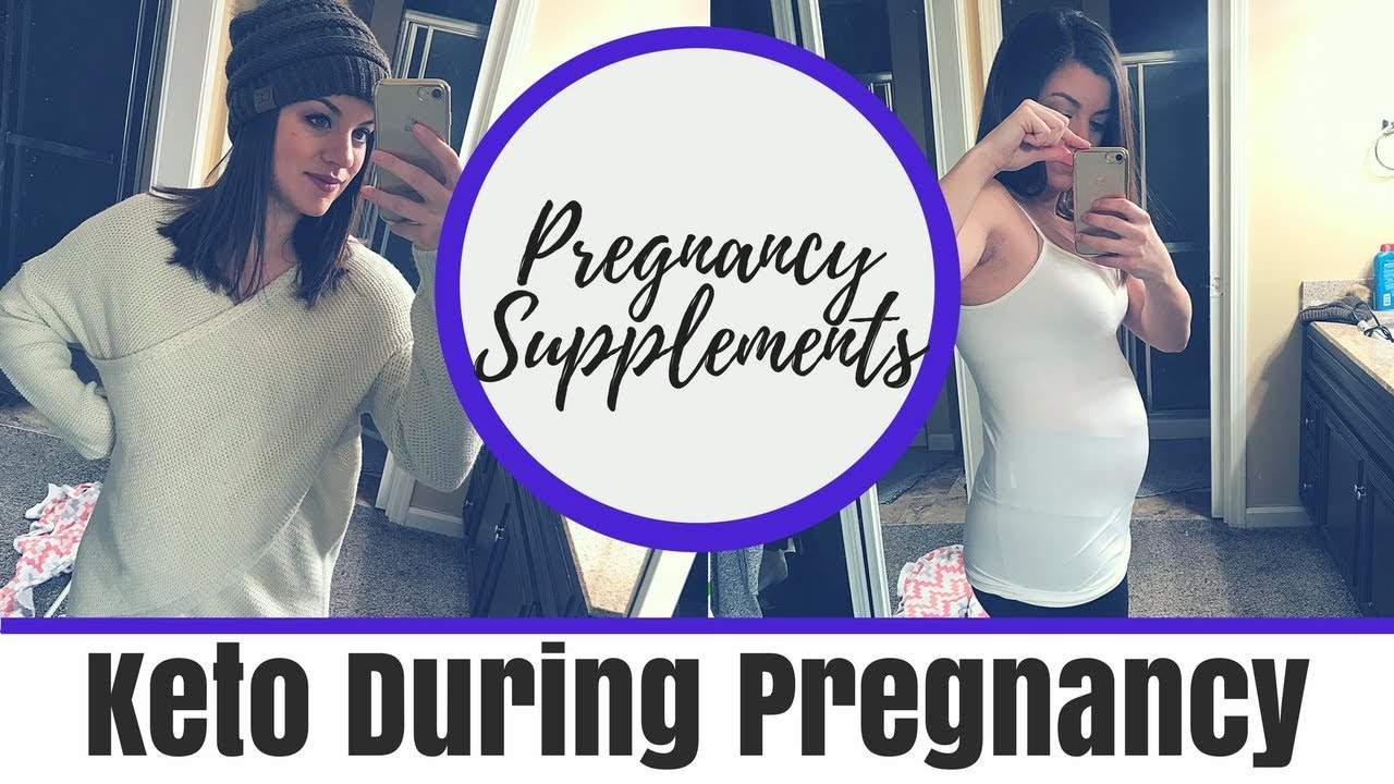 pregnant and keto diet