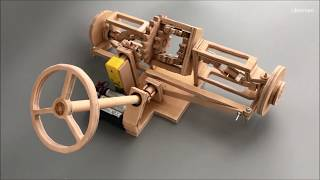 DIY Front suspension with differential and steering gear thumbnail
