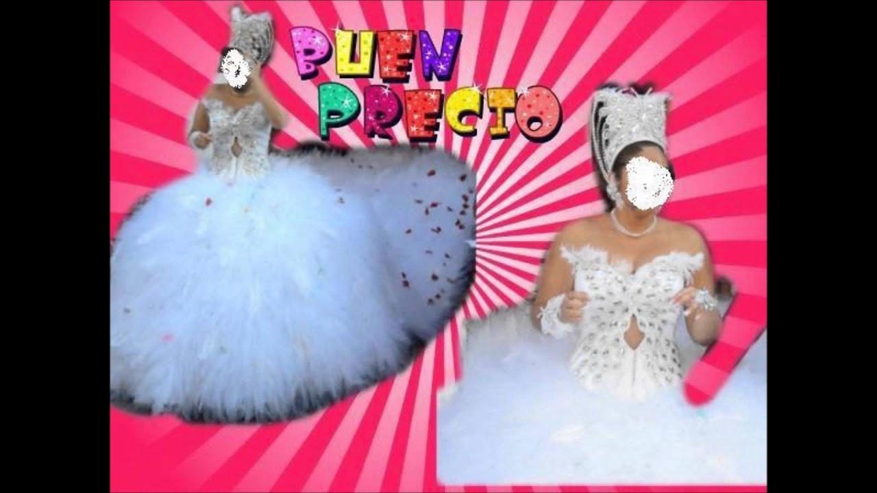 se vendem vestidos de boda gitana - YouTube