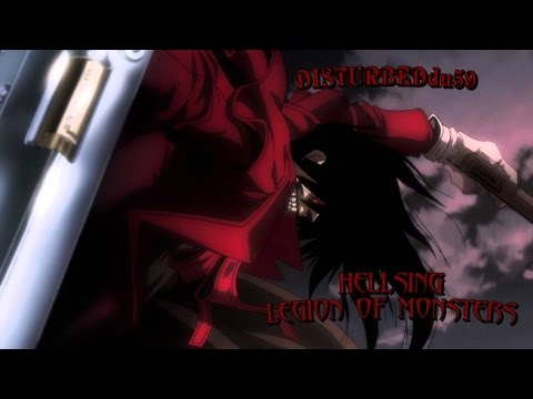 HELLSING Ultimate [AMV] - Legion of monsters
