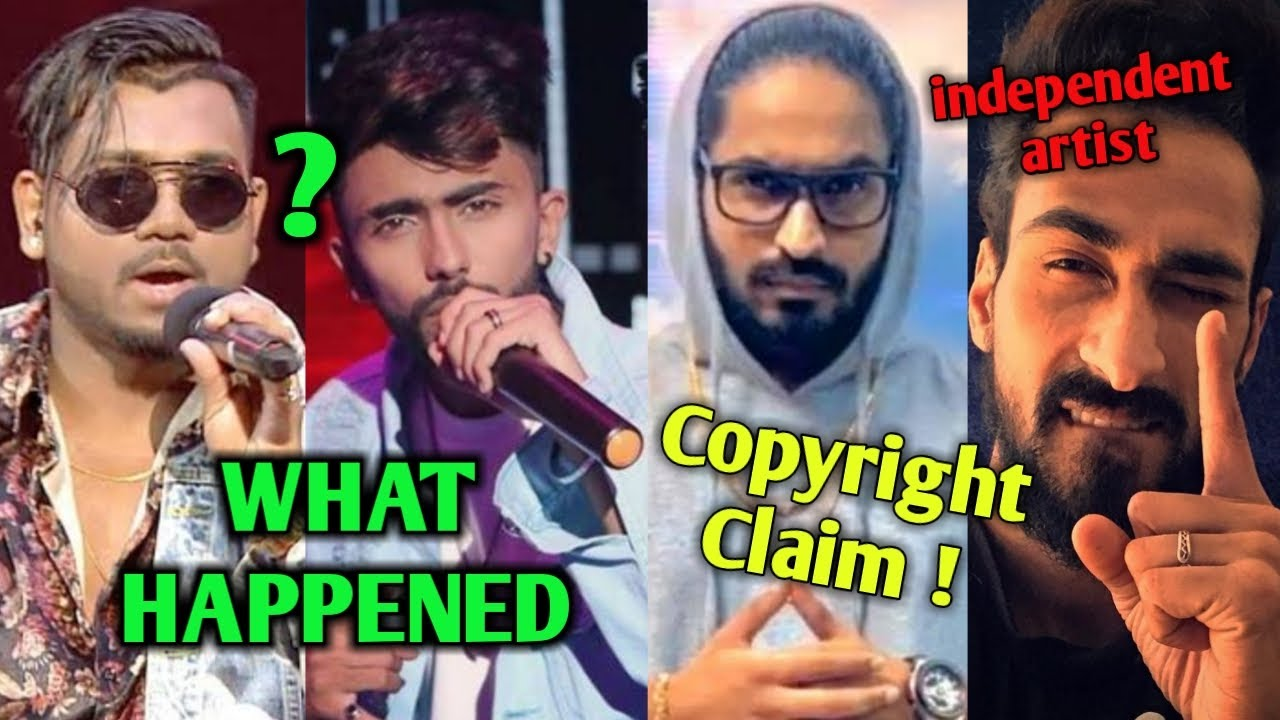 Copyright Claim on Emiway's 'HARD' Song | King And Mzee Bella Story ! What Happened