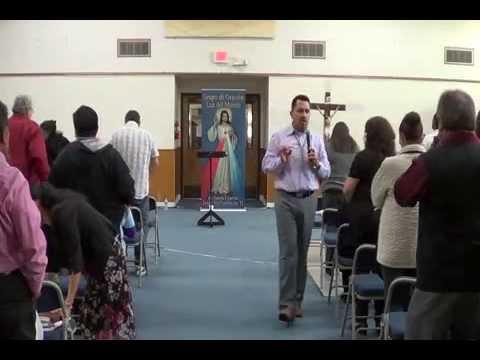 Salvador Hernandez   El Pecado Y Las Consecuencias   Parroquia Santa Clara