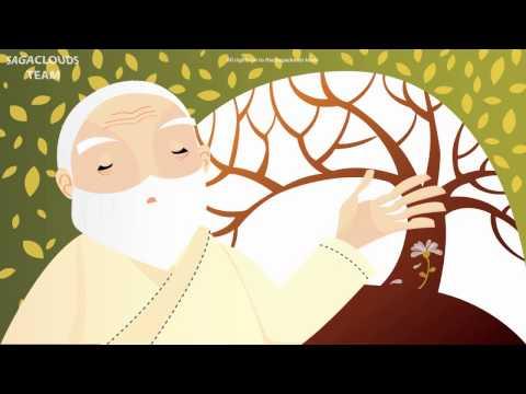 Sự tích hoa cúc trắng (Truyện cổ tích Saga Clouds)