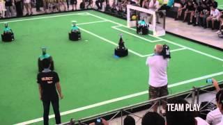 WK RoboCup 2015 Hefei