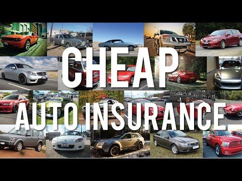 Cheap Auto Insurance | Compare Quotes Online