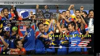 Repeat youtube video winning eleven 9 -[Malaysia Patch]