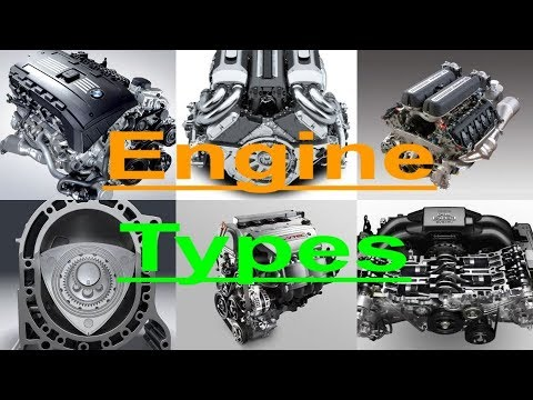 Different Types of Engines Used in Cars
