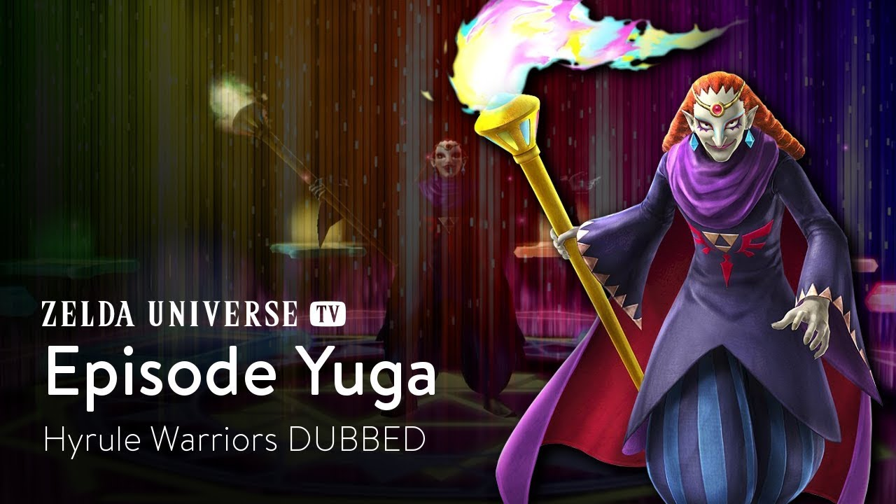 Hyrule Warriors Episode Yuga English Dubbed Youtube