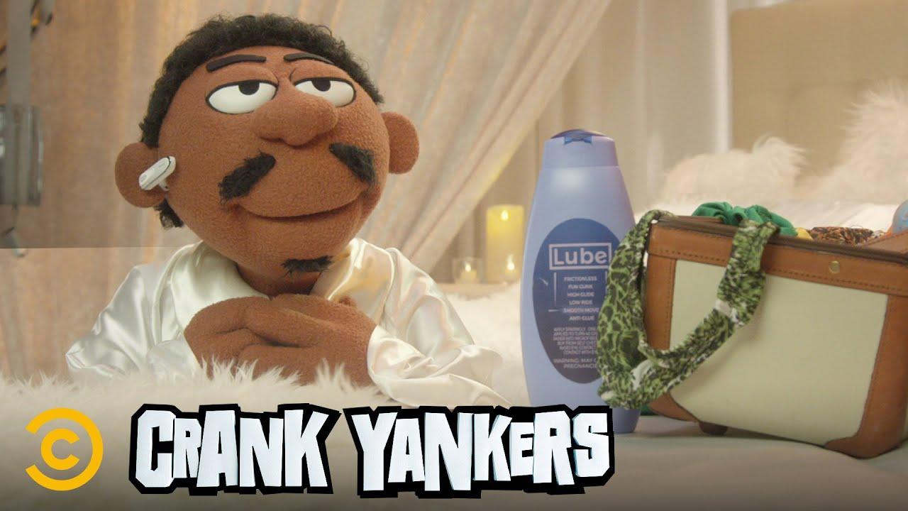 Tracy Morgan as Spoonie Luv - Spoonie Needs Maid Service - Crank Yankers