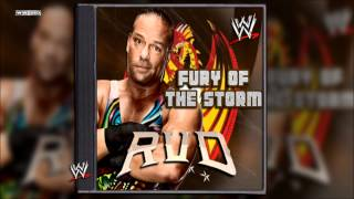 "WWE: ""Fury Of The Storm"" (Rob Van Dam) Theme Song + AE (Arena Effect)"
