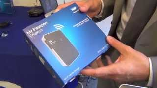REPORTAGE High-Tech : Disque dur WESTERN DIGITAL My Passport Wireless