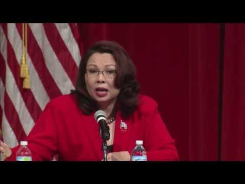 Mark Kirk Remarks to Tammy Duckworth at Debate Mark Kirk