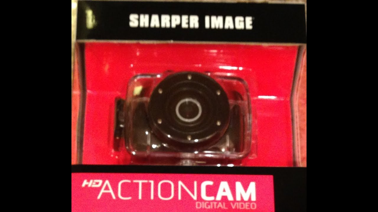 Shaper Image Hd Action Camera Review Svc350 Youtube