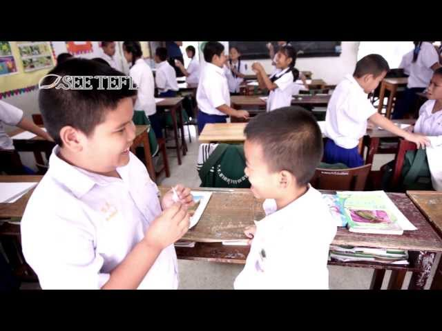 Observed TEFL Teaching Practice - Highlights