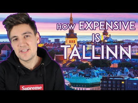How Much Living in Tallinn, Estonia Really Costs?