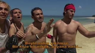 İşte Olay Kavga   2.Bölüm  Survivor 2014