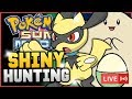 Pokémon Sun Moon LIVE Shiny Hunting Hunting For Shiny Riolu And Chansey W HDvee mp3