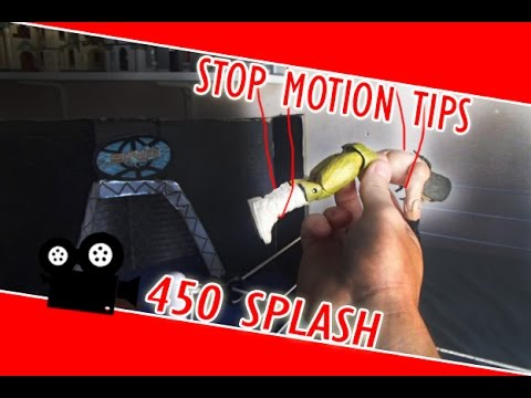 WWE Stop Motion Tips & Tricks #2 450 SPLASH
