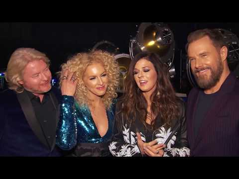 Little Big Town Cover Elton John's 'Rocket Man' at GRAMMY Salute
