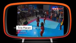 Trio Macan - Buka Sitik Joss (Live Performance At Dahsyat)