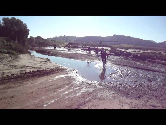 Paso arroyo Salado Lebrija.MP4 Videos De Viajes