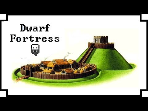 Dwarf Fortress Monday: Cliffside Fortress