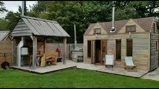 Host Unusual: A Tiny Tour Of A Tiny House