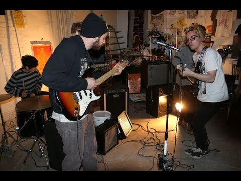 "Flyeater ""Hardly Even"" Live at Brattleboro Printmakers in Brattleboro, VT 1/28/17"