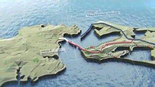 Автодорожный подход к Керченскому мосту по территории Таманского полуострова