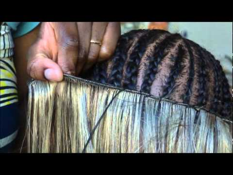 Comment faire un tissage tête entière
