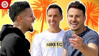 F2 Freestylers vs. Steve Nash | F2 GOES HOLLYWOOD