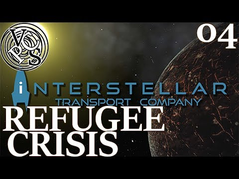Refugee Crisis : Let's Play Interstellar Transport Company EP04 - EA Trading Tycoon in Space
