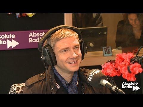 The Hobbit: The Desolation Of Smaug: Martin Freeman interview