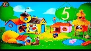 ферма животные для детей 5 мульт